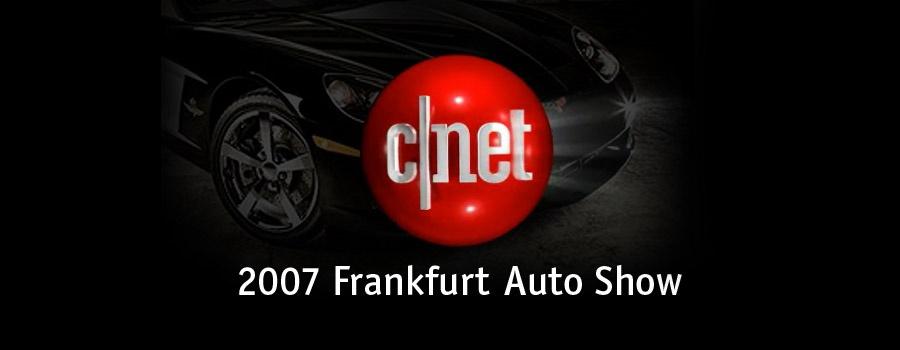 2007 Frankfurt Auto Show