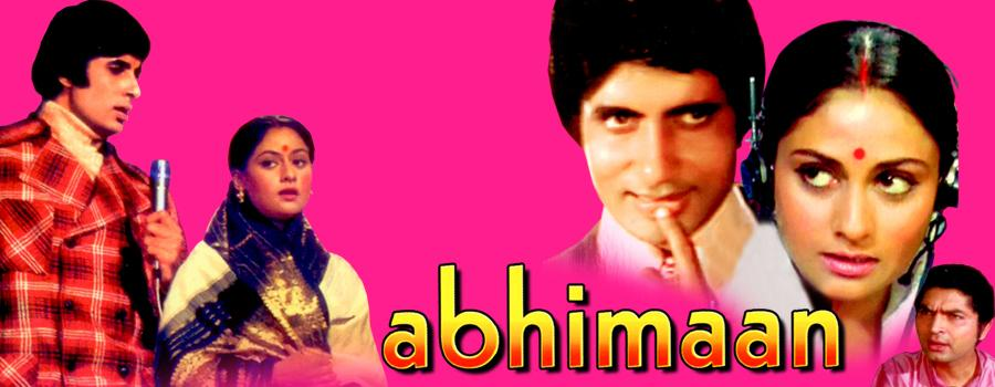 Abhimaan Full Movie