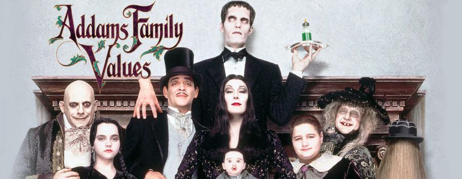 Addams Family Values Full Movie