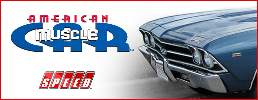 American Muscle Car TV Show Episodes And Video Clips - American muscle car tv show
