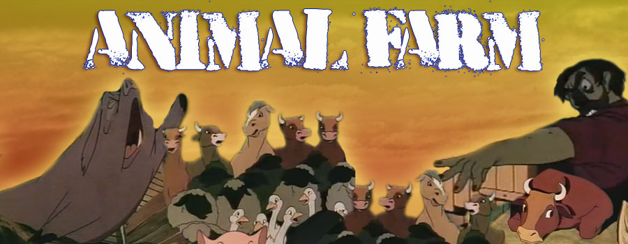 animal farm Amazoncom: animal farm: gordon heath, maurice denham, john halas, joy batchelor, borden mace, george orwell, joseph bryan iii, laurence heath, lothar wolff, philip stapp: movies & tv.