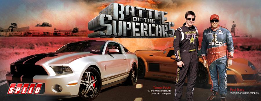 Battle of the Supercars movie