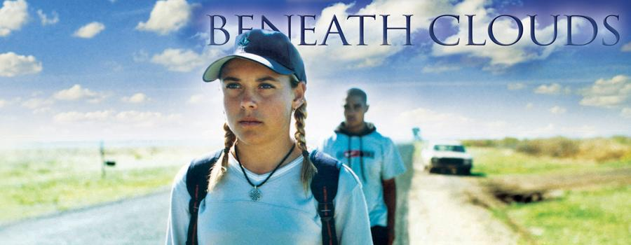 beneath clouds Those curious to see what the buzz is about would do well to catch sen's debut feature, the 2001 road movie beneath clouds (sunday, 10pm, nitv.