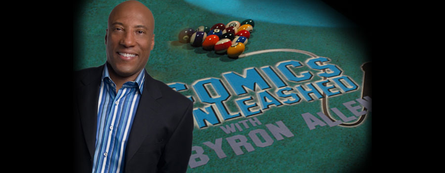 Watch Comics Unleashed With Byron Allen Online   Full ...