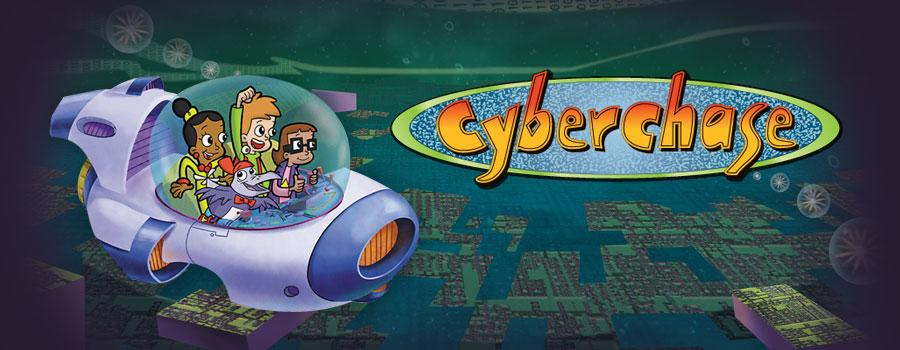Cyberchase TV Show Episodes and Video Clips