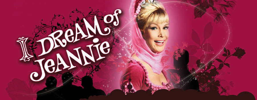 I Dream Of Jeannie Series!