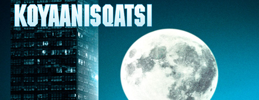 koyaanisqatsi essay Koyaanisqatsi directed by: godfrey reggio genres: essay film, experimental, documentary rated the #5 best film of 1982, and #183 in the greatest all-time movies.