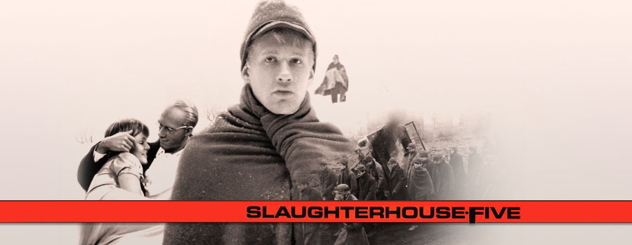 Kurt vonnegut slaughterhouse five the movie