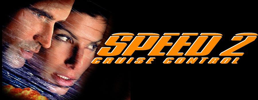 Speed 2: Cruise Control - Wikipedia