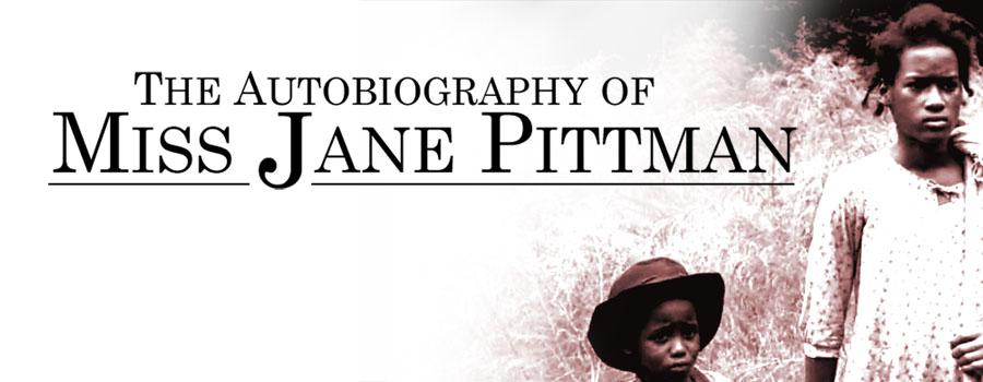 jane pittman Cicely tyson ages from 19 to 110 in the role of jane pittman, a fictional african-american woman whose life began in slavery and ended at the inception of the civil rights movement.