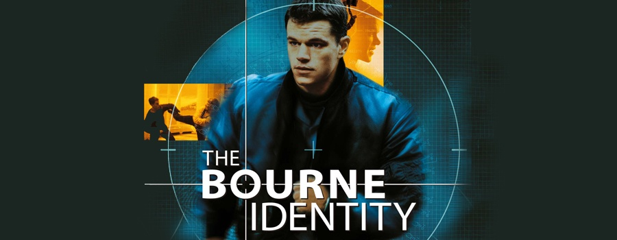 The Bourne Identity by Robert Ludlum (1980) 1st/1st Edition Hardcover Novel