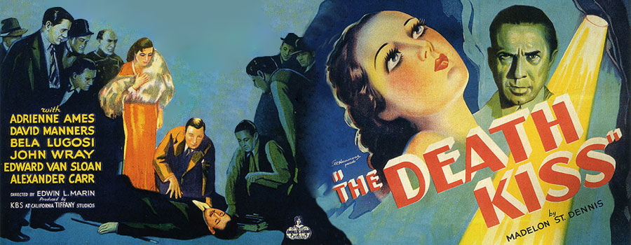 The Death Kiss Full Movie