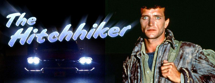Page fletcher is quot the hitchhiker quot walking a lonely road where terror