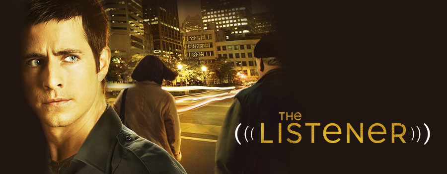 The Listener [Saison 02 Vostfr] [E01/??] [FS] [US]