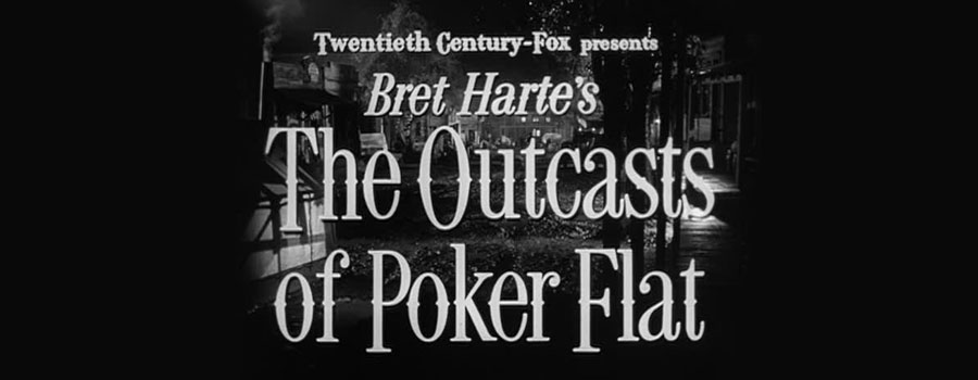 morality among the outcasts of poker Rewrite the sentences so that they are properly punctuated according to the rules the outcasts of poker he was conscious of a change in its moral.