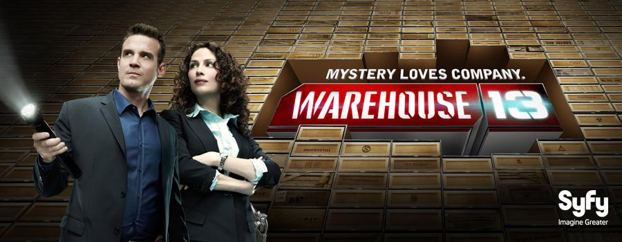 Warehouse 13 / Ангар 13